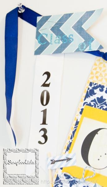Scrapbookista-Wall-Hanging-for-Graduation-7