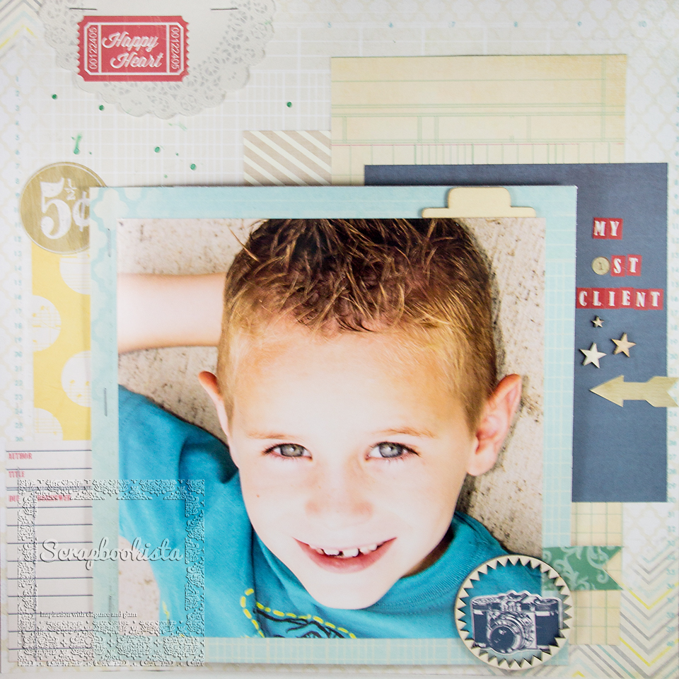 Scrapbookista New Beginnings 001