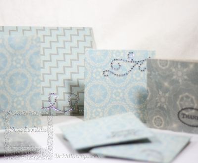 Scrapbookista Frosted Stationary 001