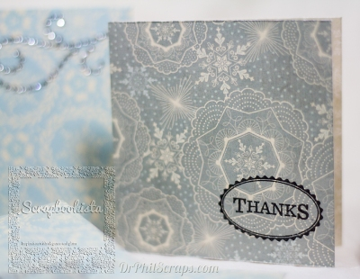 Scrapbookista Frosted Stationary 002